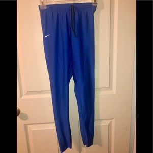 Nike blue tights